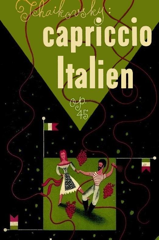 capriccio italien tschaikowsky