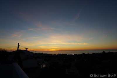 Sunset Sony NEX-5T