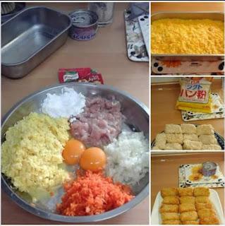 Resepi Nugget Jagung Yummy Enak