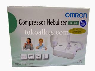 Harga Nebulizer Portable