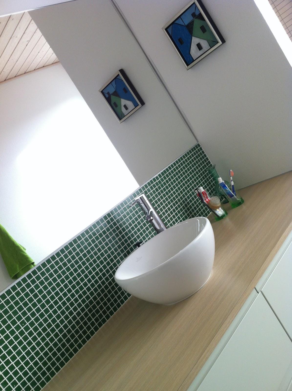billige fliser badeværelse Hverdag på Æblelunden: