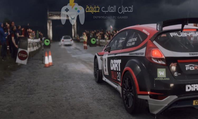 تحميل لعبة DiRT Rally 2.0 مضغوطة