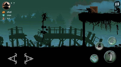 Game Pertarungan Ninja Arashi