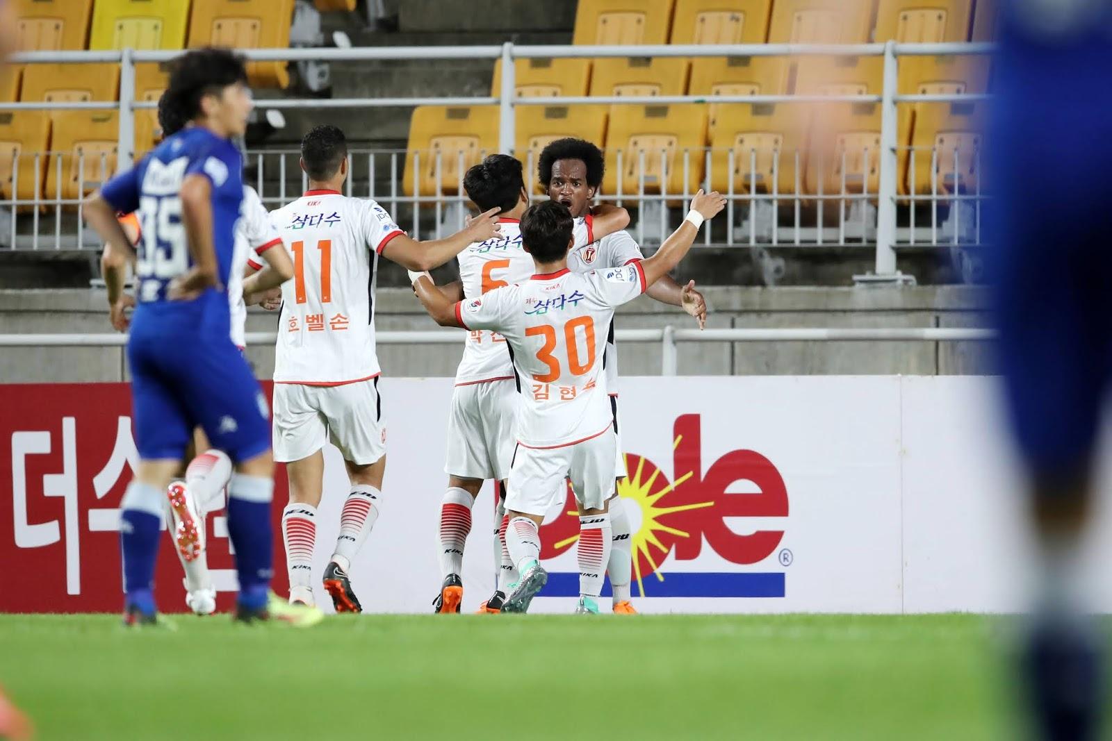 K league 1 Round 16 Preview: Jeju United vs Gyeongnam FC