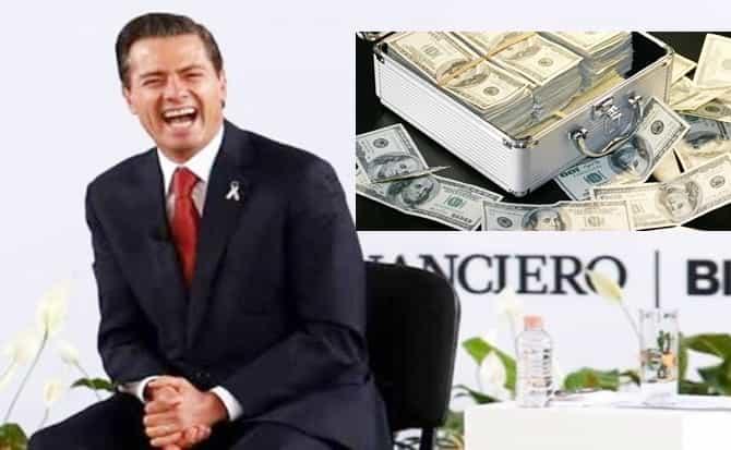 Dinero, millones, lujos