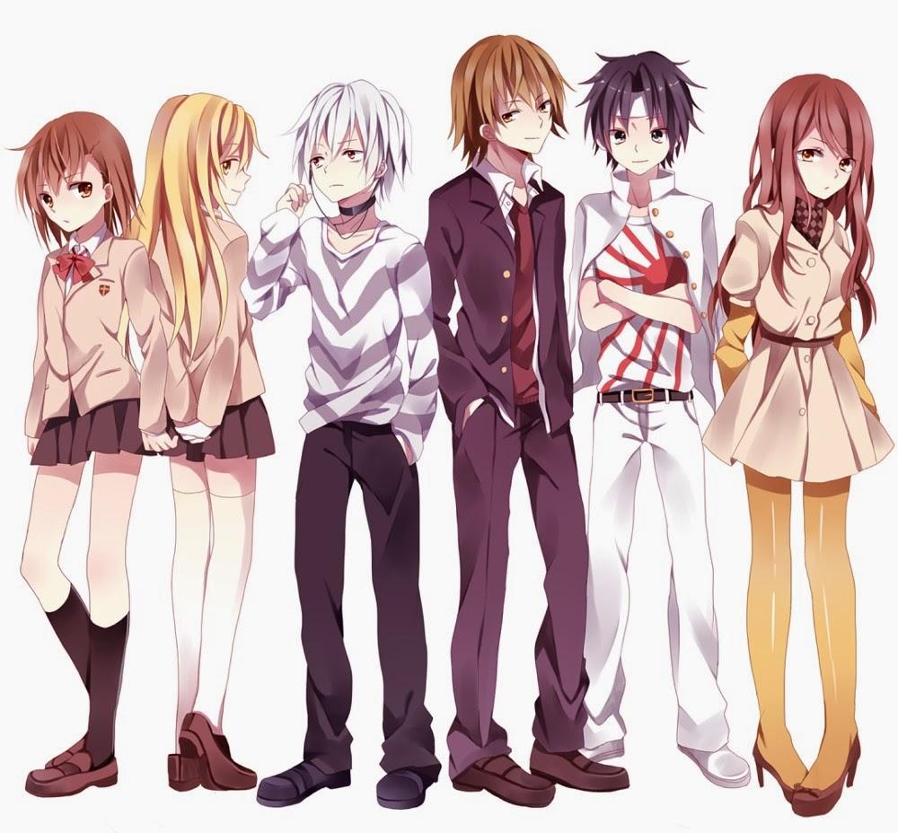 10 Anime Terbaik Di Tahun 2013