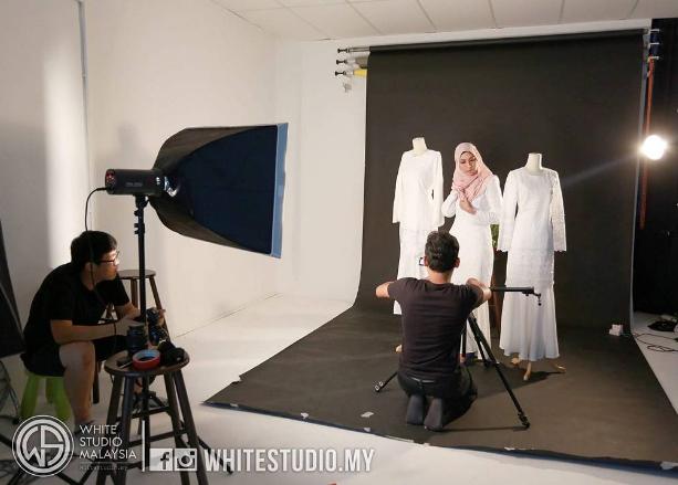CVS Production Tawar Khidmat Jurufoto Dan Sewa Studio Di Cheras