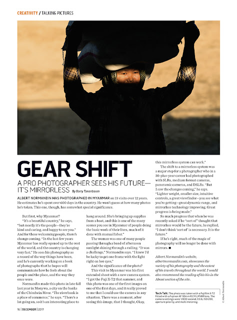 Gear Shift - Times are a changing