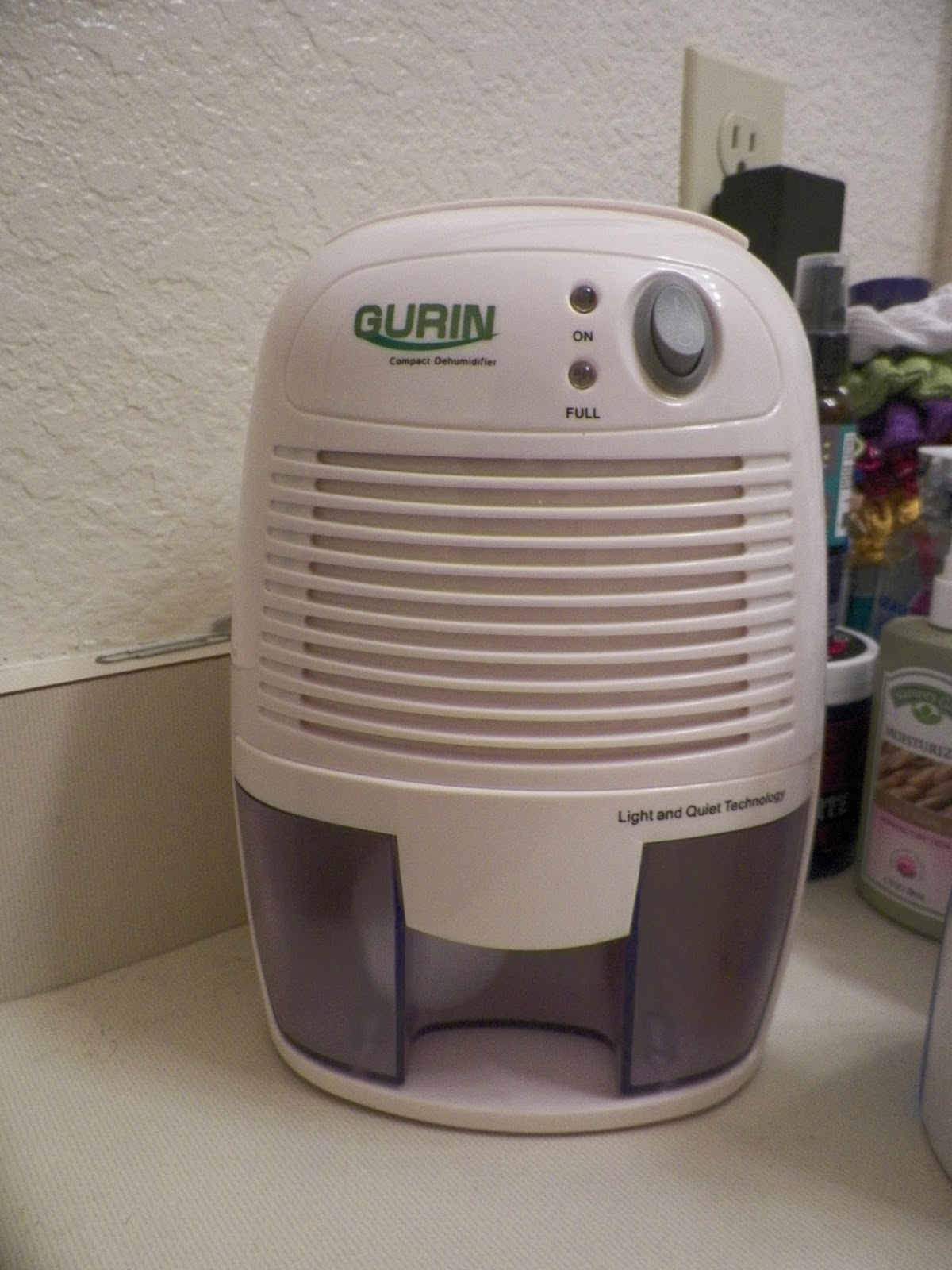 Mygreatfinds: Gurin Electric Compact Dehumidifier Review