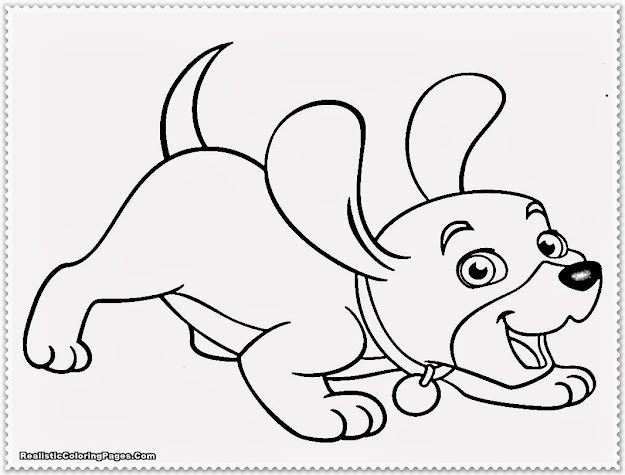 Best Dogs To Color Top Child Coloring Design Ideas