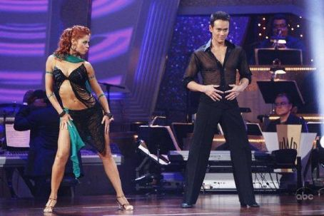 actrice datant DWTS