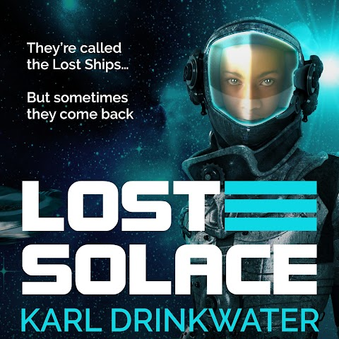 Lost Solace - Audiobook Now Available