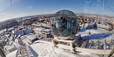 elevador mas impresionante del mundo