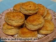Škvarkové pagáče - recept