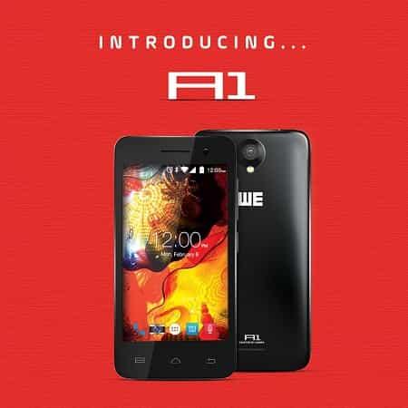 Aamra WE A1 Smartphone