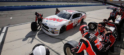 Cole Custer - Pit Stop #NASCAR