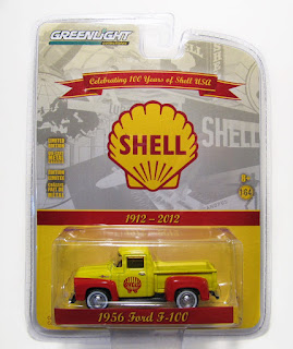 GreenLight Shell 1956 Ford F-100
