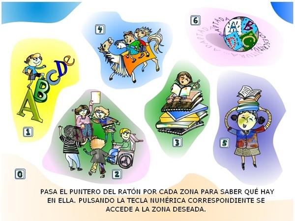 Recursos educativos de educaci n infantil lectoescritura for Accion educativa espanola en el exterior