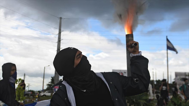 Protestas en Nicaragua dejan 14 muertos, incluidos 2 policías