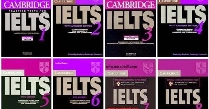 Elt Archive Cambridge Ielts 1 8