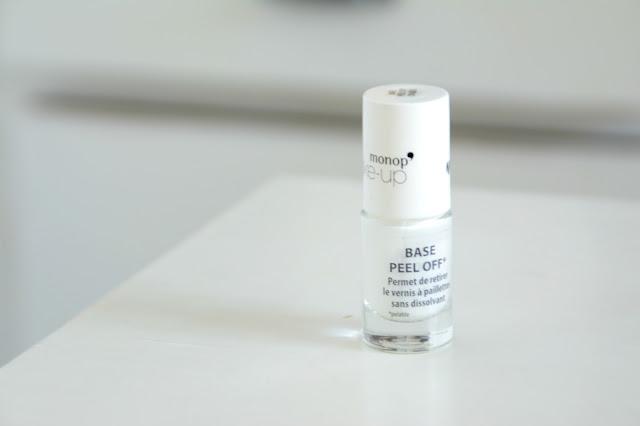 Vernis Base Peel Off Monop Make-Up
