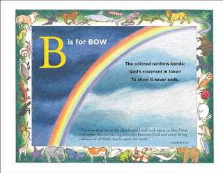 B is for Bow