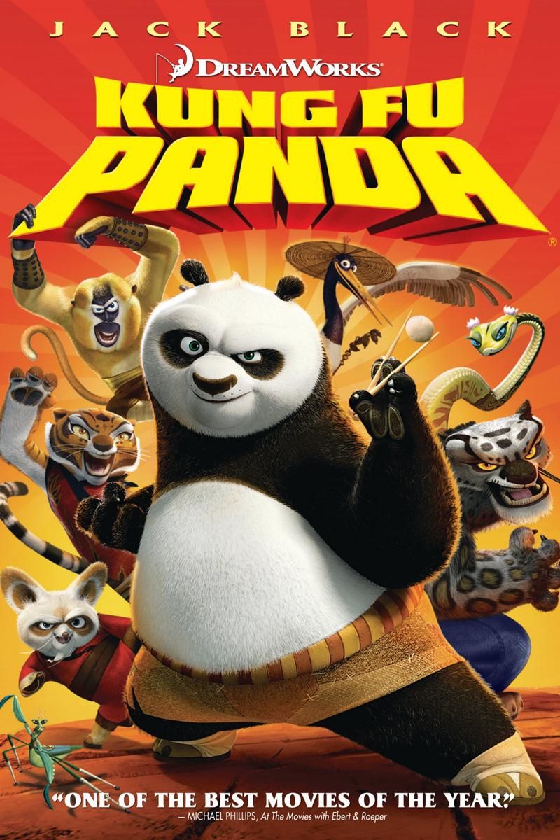 Kung Fu Panda - Dublado
