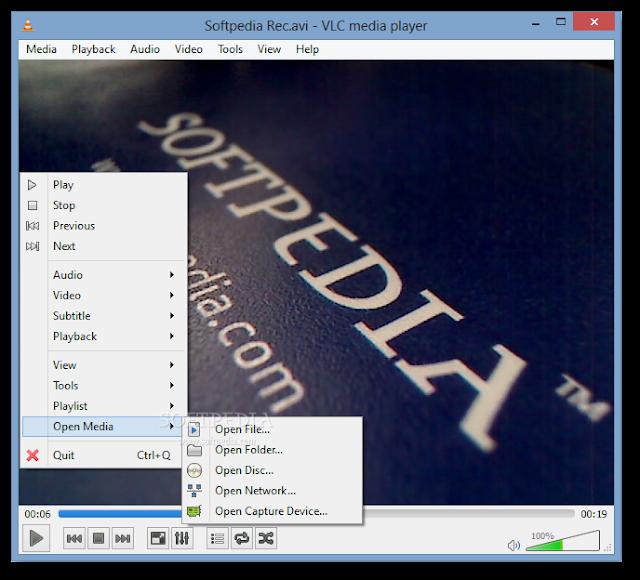 تحميل برنامج VLC بورتبال للكمبيوتر Portable VLC Media Player