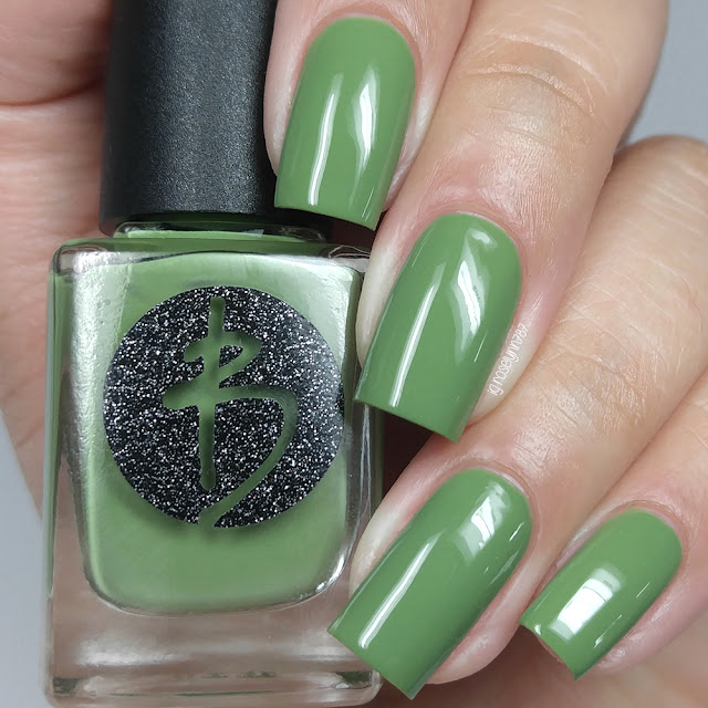 Bliss Polish - Moss
