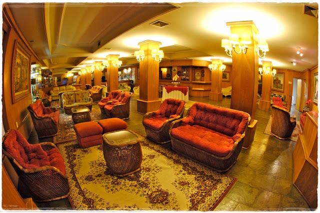 Hotel Bella Italia, Foz do Iguaçu, por novocaroneiro.com