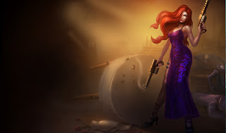 Secret Agent Miss Fortune Skin