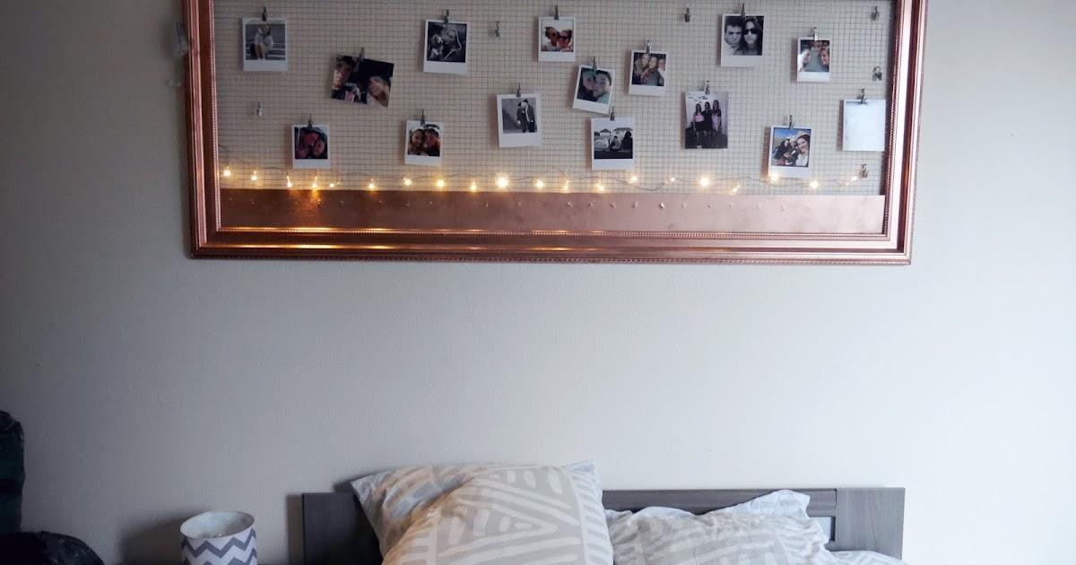 diy mon cadre photo p le m le. Black Bedroom Furniture Sets. Home Design Ideas