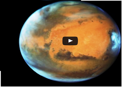 Newly Hubble Portrait of Mars Video