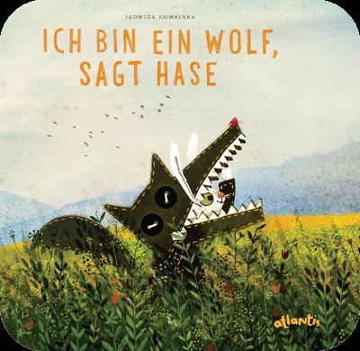 Damaris Liest Mini Bilderbuch Ich Bin Ein Wolf Sagt Hase Von