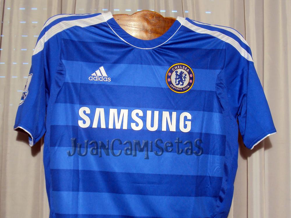 Camiseta inconseguible! A partir de ahora podés comprar tu camiseta del  Chelsea 6d2068c6b6429