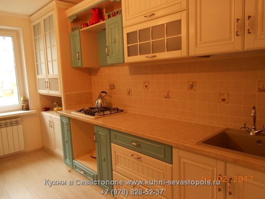Деревянный кухни купить недорого Севастополь