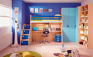 The Furniture for Kids Bedroom