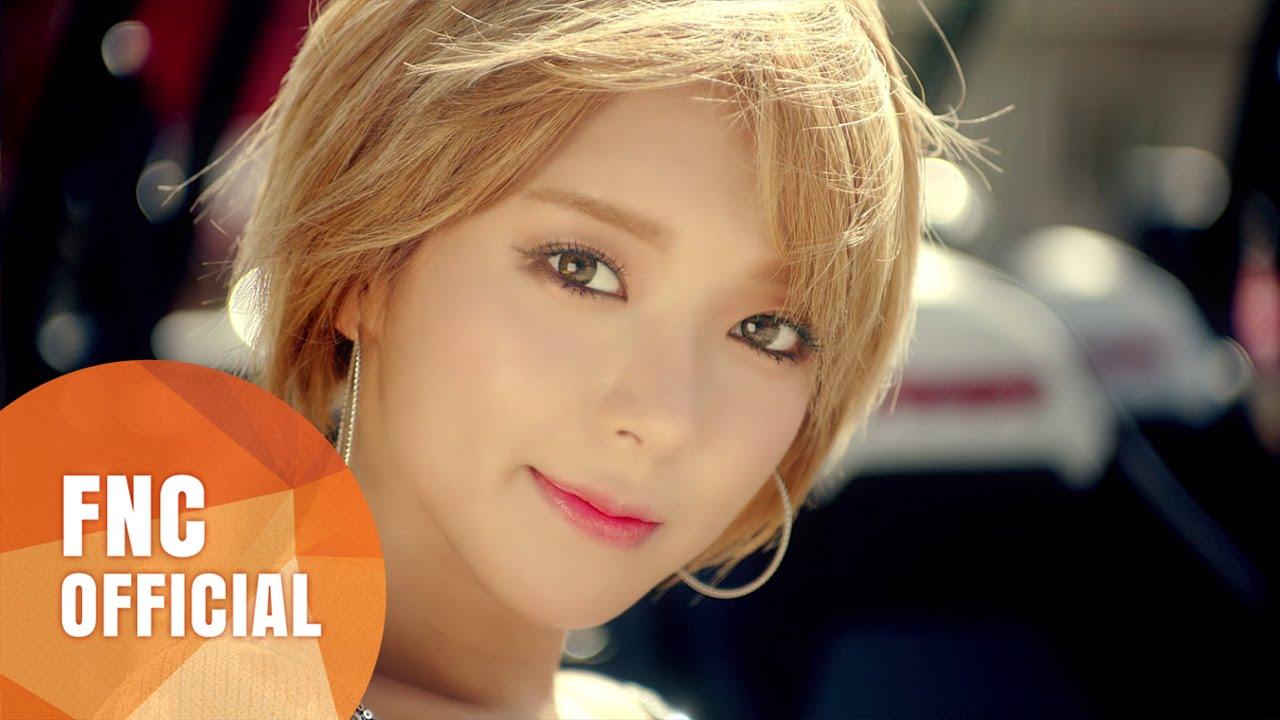 "AOA Tampil Seksi di Teaser MV ""Good Luck"" - Play K-Pop Music"