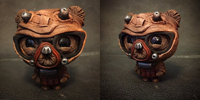 """TuskenWok"" GeekWok Star Wars Resin Figure by UME Toys"