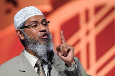 Difitnah Terkait Teroris, Klarifikasi Zakir Naik Ini Bungkam Musuh dan Pembenci Islam