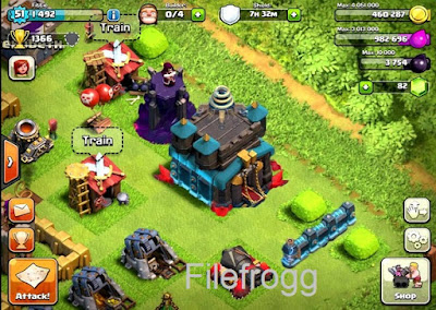 Clash of Clans Town Hall 12 Update Troop