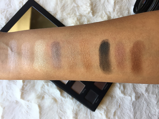 RealHer, RealHer eyeshadow palette, RealHer Be Your Own Kind of Beauty