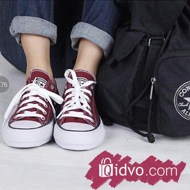 Sepatu Converse All Star Warna Merah Murah