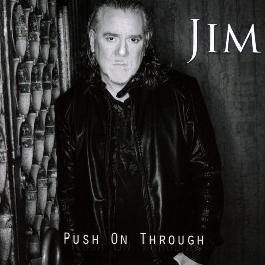 JIM JIDHED - Push On Through (2017) full