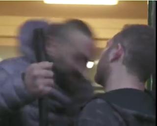 Μαφιόζος έσπασε τη μύτη δημοσιογράφου με κουτουλιά!