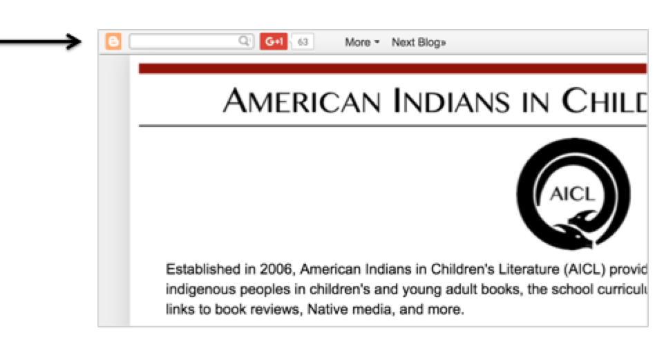 official photos 82f7d d8437 American Indians in Children's Literature (AICL): Search