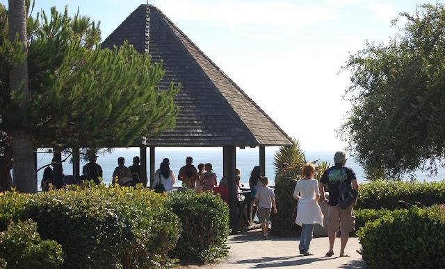 Heisler Park em Laguna Beach