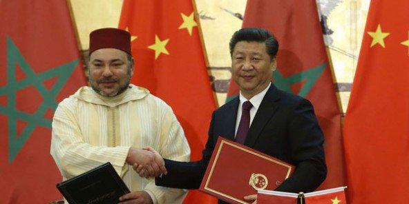 La Chine va aider le Maroc à trouver du pétrole.