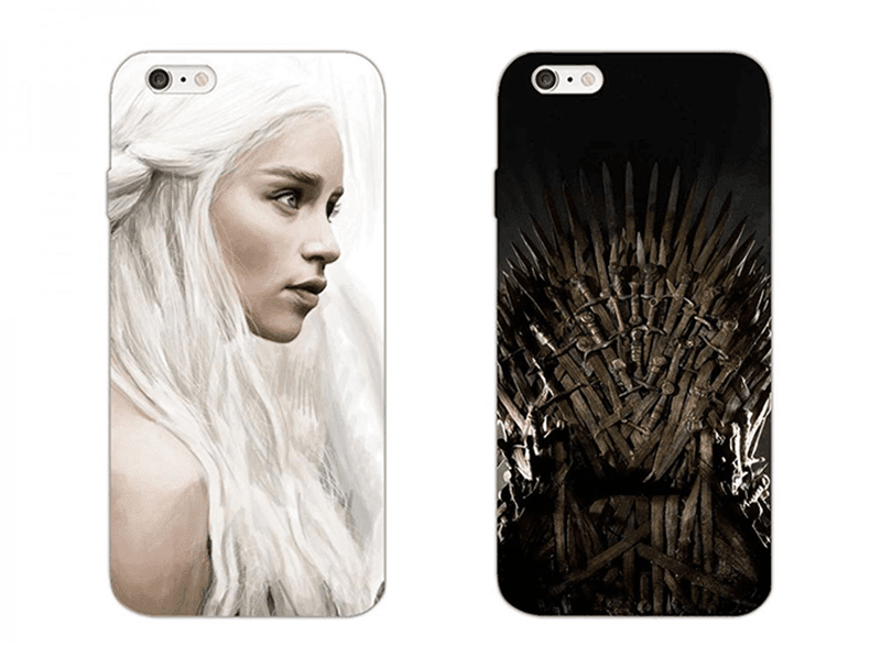 Winter Is Coming: The Best Game Of Thrones Inspired Mobile Cases