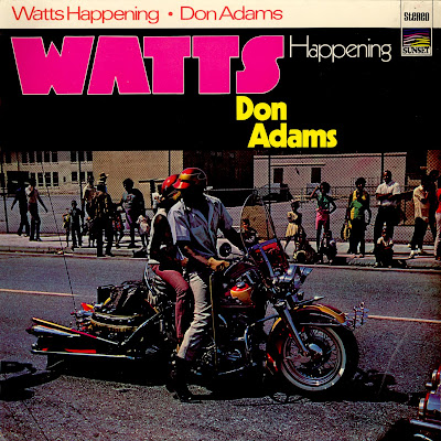 Don Adams - Watts Happening (1969)